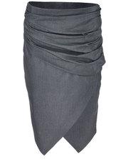 Spódnica drapowana DOTS