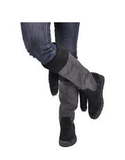 Kozaki z wywiniętą cholewką Pepe Jeans