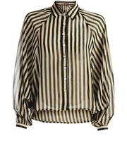 Szyfonowa koszula SMF 129396