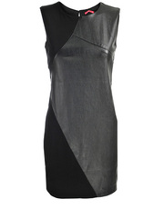 Skórzana sukienka SMF