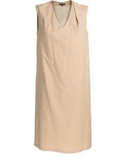 Sukienka nude DOTS