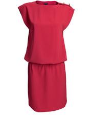 Sukienka w głębokim kolorze DOTS