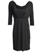 Sukienka z drapowaniem DOTS