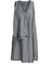 Trapezowa sukienka DOTS