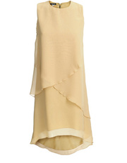 Szyfonowa sukienka DOTS