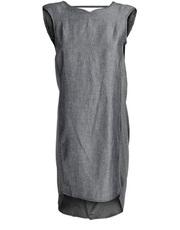 Sukienka z trenem DOTS