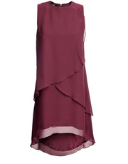 Sukienka z falbanami DOTS