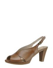 Sandały ze skóry naturalnej Caprice