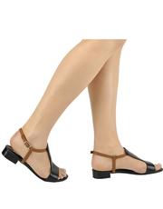 Nowatorskie sandały ze skóry naturalnej Bruno Premi