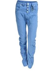 Drapowane jeansy Rütme HAITI