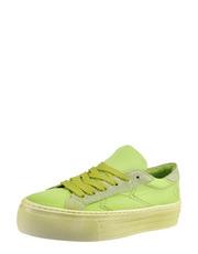 Neonowe sneakersy Bronx