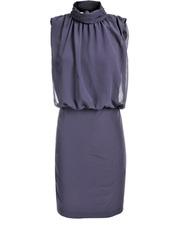 Sukienka odsłaniająca plecy Very