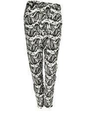 Spodnie szarawary Numph BOND