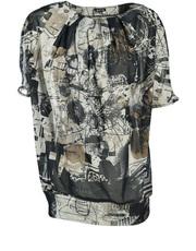 Szyfonowa bluzka DOTS