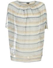 Dzianinowa bluzka oversize DOTS