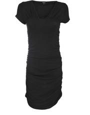Drapowana sukienka DOTS 42103
