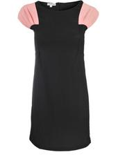 Sukienka z plisowanymi rękawkami Campania Fantastica