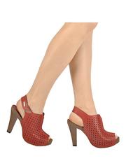 Ażurowe sandały Karino