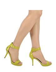Sandały z paskiem wokół kostki Blink