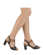 Sandały na obcasie Solo Femme