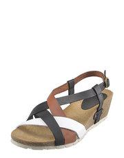 Sandały na koturnie TakeMe