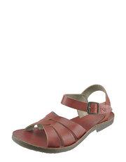 Skórzane sandały FLY London