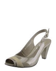 Lakierowane sandały Karino
