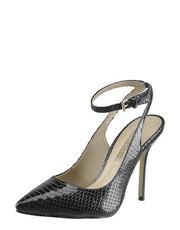 Sandały z wężowej łuski Buffalo