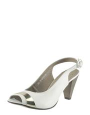 Białe sandały Karino