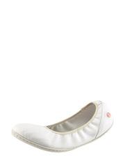 Białe baleriny Softinos