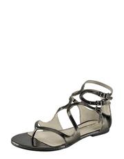Metaliczne sandały Buffalo
