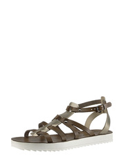 Sandały na platformie Fantasy Sandals Mallar S-8002