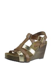 Sandały na koturnie TakeMe Fatima FONNI by Uncaminoderosas
