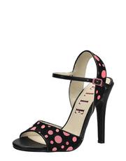 Sandały na szpilce Elle Neuilly 02089