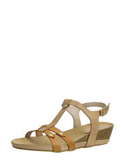 Sandały na koturnie TakeMe Heidi BER162