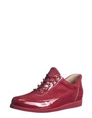 Czerwone półbuty Oleksy 2105-539