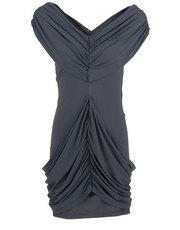 Drapowana sukienka DOTS